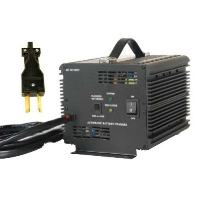 UPC 608819177939, Golf cart 36 volt battery charger with crowsfoot plug. FREE SHIPPING WITHIN 48 LOWER US STATES.