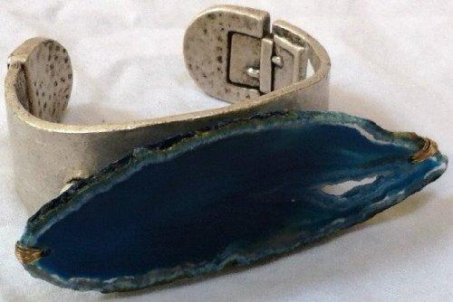 genuine-stone-beautiful-unique-one-of-a-kind-agate-cuff-bracelet