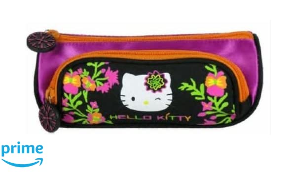 Hello Kitty - Estuche doble compartimento (neceser Ecole o ...