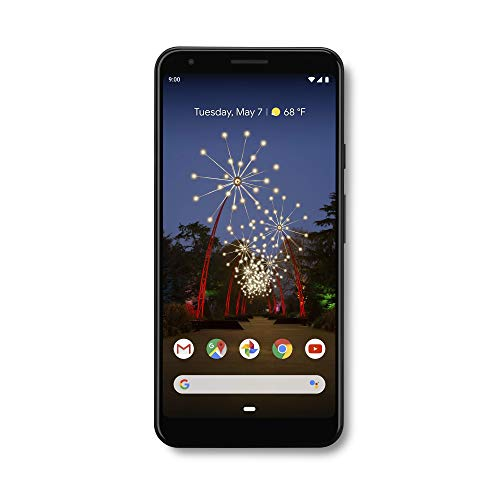 Pixel 3a XL, Just Black with free $100 gift card