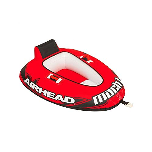 Airhead MACH 1, 1 Rider Towable Tube ()