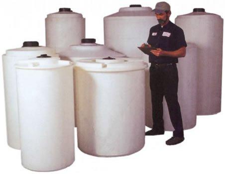 500 Gallon Tank (BayTec 500 Gallon Storage Tanks 48