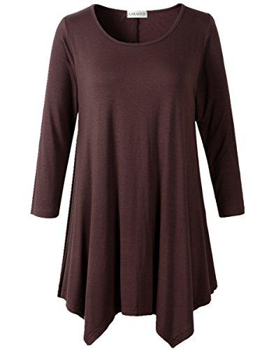 LARACE Women Sleeve Tunic Loose product image
