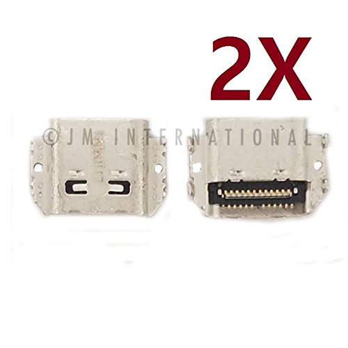 ePartSolution_2X Micro USB Charger Charging Port Dock Connector USB Port for Motorola Moto Z Play XT1650-02 XT1650-01 Replacement Part -  5823839445
