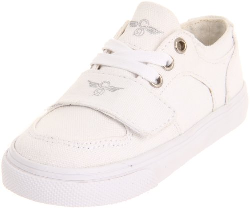 Creative Recreation Cesario XVI Low-Top Sneaker (Toddler/Little Kid/Big Kid),White,10 M US Toddler