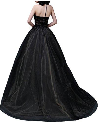 Promgirl House Damen Fantastisch Spitze Prinzessin A-Linie Abendkleider Ballkleider Festkleider Lang