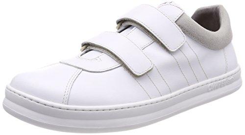 CAMPER Jungen Runner Four Kids Sneaker, Weiß Grau (Lt. Pastel Grey 50)