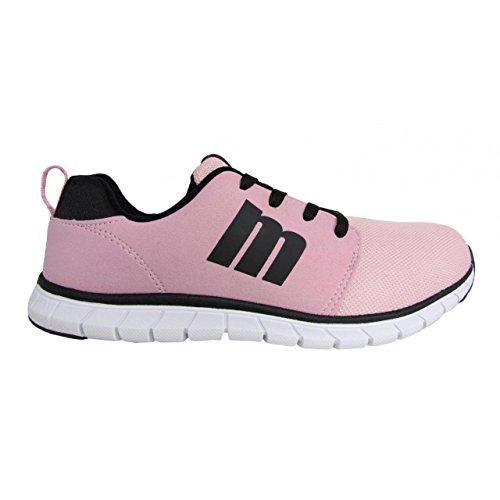 Chaussures de sport pour Femme et Garçon et Fille MTNG 69715 REJILLA ROSA-ROSA