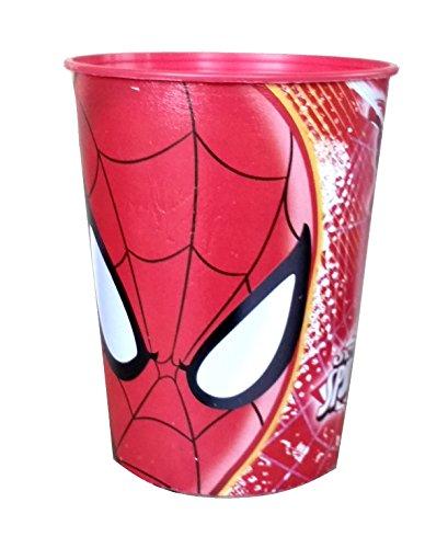 Ultimate Spiderman Plastic 16 oz Keepsake Favor Cup (1ct)