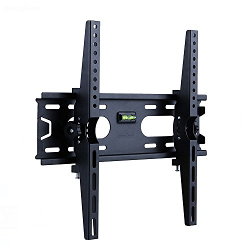 50' Tilting Wall - UNHO TV Wall Tilting Mount Bracket Universal TV Mounted for 26-50 Inch LED, LCD and Plasma TVs up to VESA 400 x 400mm and 100LBS Loading Capacity