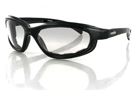 Fat Boy gafas de sol, Marco Negro, lentes fotocromáticas ...
