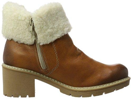 Rieker Boots Damen Damen Chelsea Rieker X1560 r8xrq0OBw
