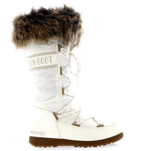 Bianco Wp Abbiamo Delle Moon Neve Boot Donne Monaco z0CtwRq