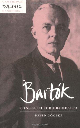 Bartók: Concerto for Orchestra (Cambridge Music Handbooks)