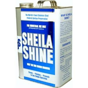 Sheila Shine 128SS1 Sheila Shine Stainless Steel (Sheila Shine Liquid)