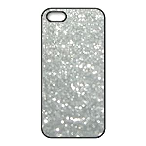 Silver Bling Brand New Cover Case for Iphone 5,5S,diy case cover ygtg592571