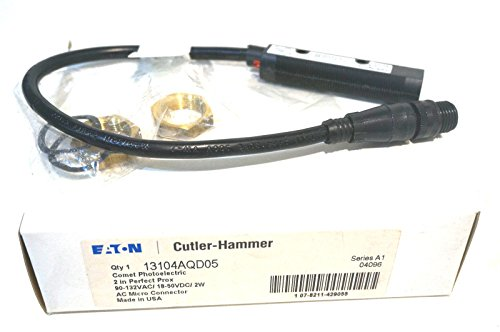 Cutler Photo - NEW EATON CUTLER HAMMER 13104A-QD05 PHOTO SENSOR SER.A1 13104AQD05