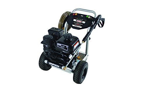 Simpson SIMPSON ALK3228 3600 PSI at 2.5 GPM Gas Pressure Washer Powered by KOHLER CH270