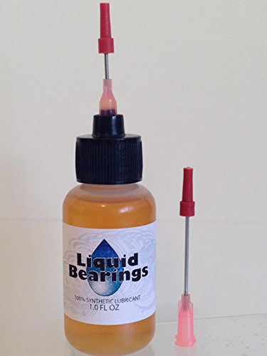 Liquid Bearings Oil For O Scale Trains And Model Railroads  100  Synthetic  Provides Superior Lubrication  Also Prevents Rust