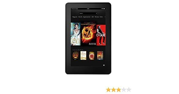 "Kindle Fire 7"" (17cm), pantalla LCD, wifi"
