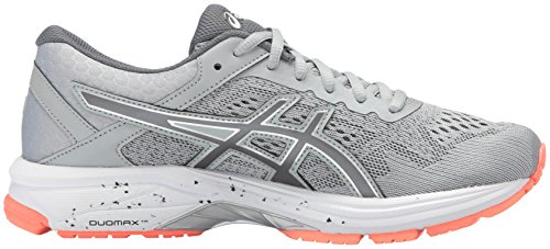 Coral Chaussures Flash Carbon Asics Pour Mid 1000 6 Femmes Gt Grey AwOvF