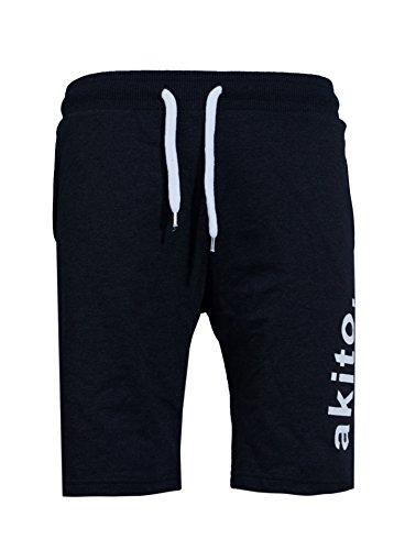 Mariko Pantalon Tanaka Court Shorts Homme Noir Akito Sweat Sommerhose PIqSW0