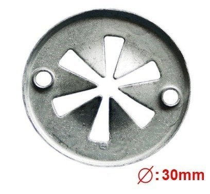 Engine Cover Clamping Washer Base Metal Clips:
