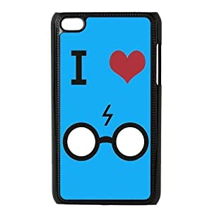 Danny Store Protective Hard PC Case For Samsung Note 4 Cover (4th Generation), I Love Harry Potter