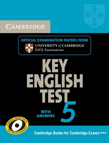 (Cambridge Key English Test 5 Student's Book with Answers (KET Practice Tests))