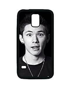 Carter Reynolds Custom Diy Unique Image Durable Rubber Silicone Case for Samsung Galaxy S5 I9600 by ruishername