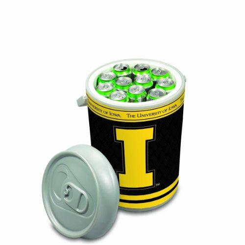 NCAA Iowa Hawkeyes Mega Can Cooler, 5-Gallon ()