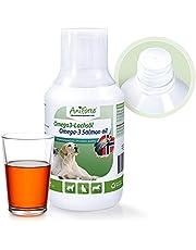 Aceite de Salmón 250ml para Gatos, Perros y Caballos | Ácidos Grasos Omega3 | Producto
