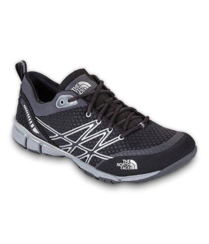 The North Face Ultra Kilowatt Sneaker Men's TNF Black/Dark Shadow Grey (13, TNF Black/Dark Shadow Grey)