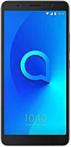 "Alcatel 3C 5026D 6.0"" 3G Dual Sim Octa-Core 16Gb + 1GB RAM 13Mp + 8Mp Dual Led Factory Unlocked Smartphone (Black)"