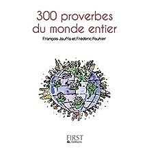 300 proverbes du monde entier
