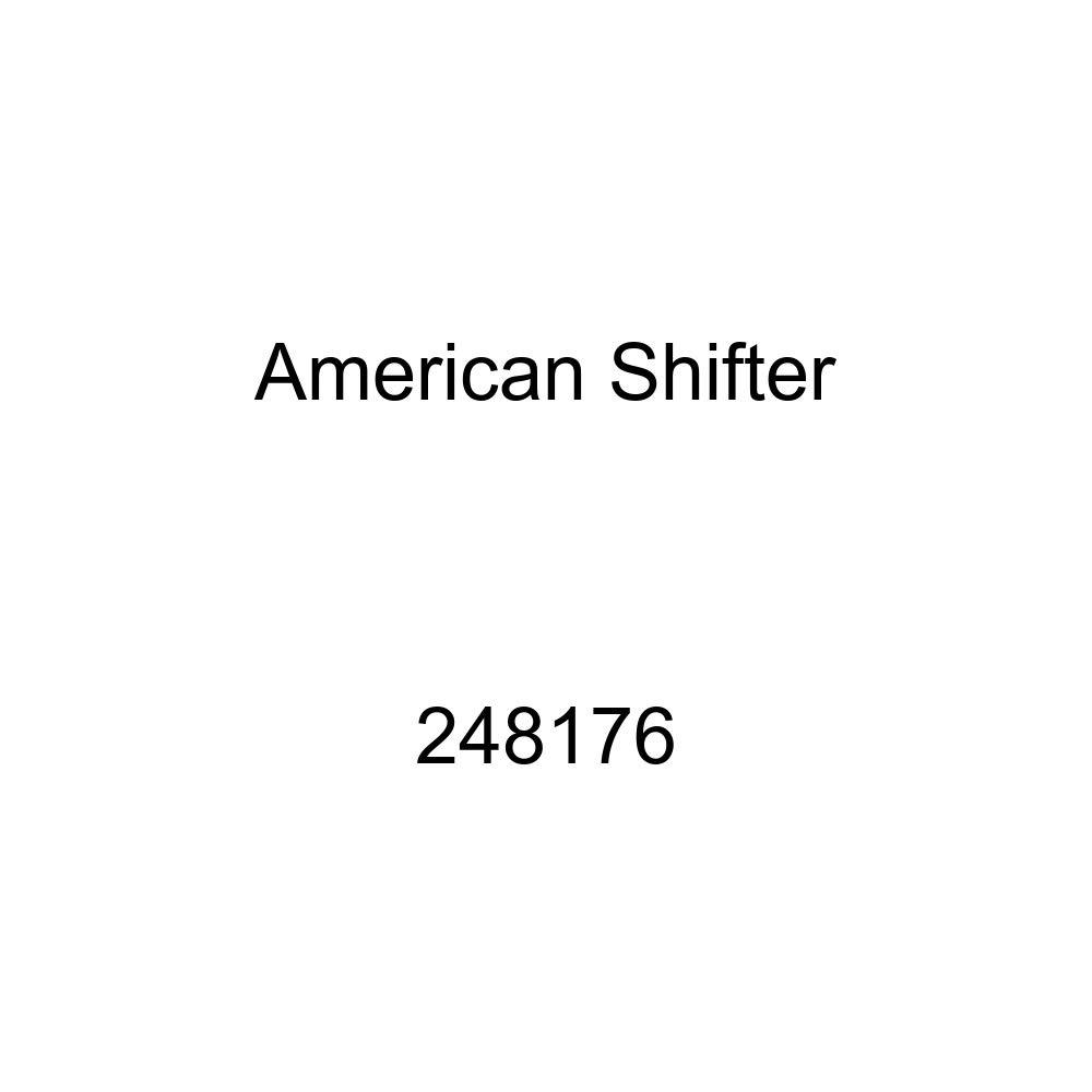 American Shifter 248176 Blue Flame Metal Flake Shift Knob with M16 x 1.5 Insert Yellow Yin /& Yang