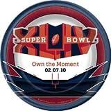 Super Bowl XLIV Banquet Plates