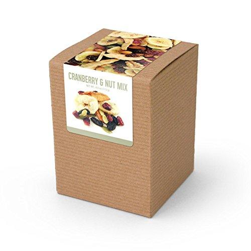 Trail Mix, Gourmet Cranny Banany, Brown Box 48ct/4oz