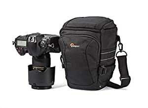 Toploader Pro 75 AW II Camera Case From Lowepro – Top Loading Case For Your DSLR Camera and Lens from DayMen US, Inc.