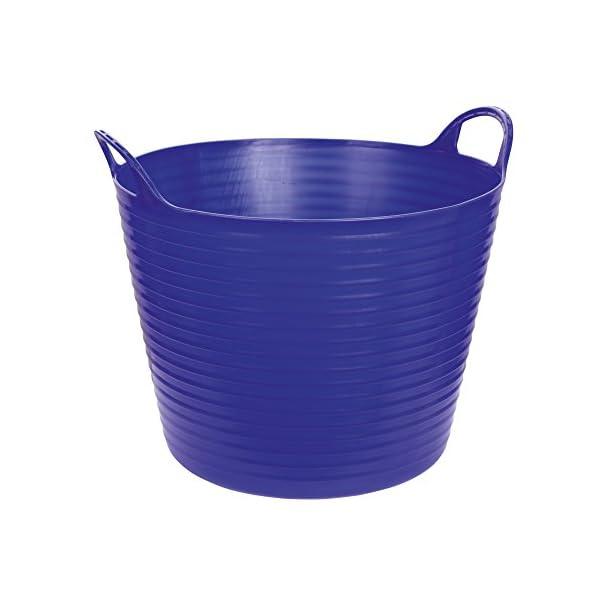 Kerbl 323536 Trog FlexBag 42 L, blau