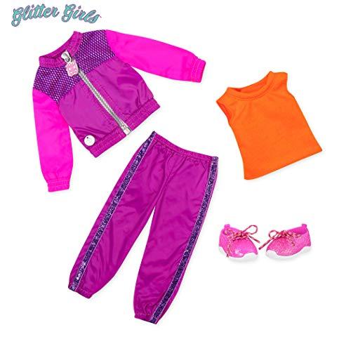 [해외]Glitter Girls by Battat - Shine & Dash Outfit -14 Doll Clothes? Toys Clothes & Accessories For Girls 3-Year-Old & Up / Glitter Girls by Battat - Shine & Dash Outfit -14 Doll Clothes- Toys, Clothes & Accessories For Girls 3-Year-Old...