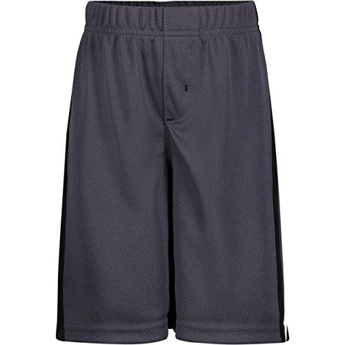 Warner Bros Batman /& Superman Boys/' Athletic T-Shirt /& Mesh Shorts Set