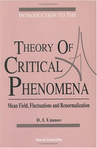 Introduction to the Theory of Critical Phenomena: Mean Field, Fluctuations and Renormalization
