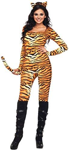 Wild Tigress Adult Costume - (Wild Tigress Adult Womens Costumes)