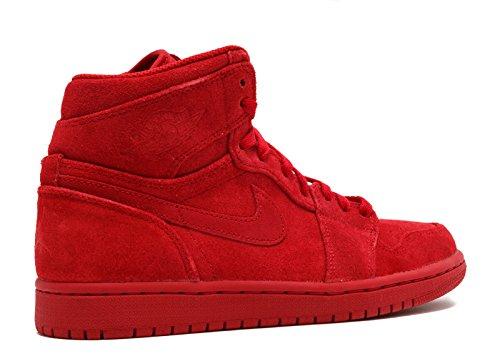 Nike U NK ELT Comp OTC - Calcetines para hombre Rojo (Gym Red/Gym Red)