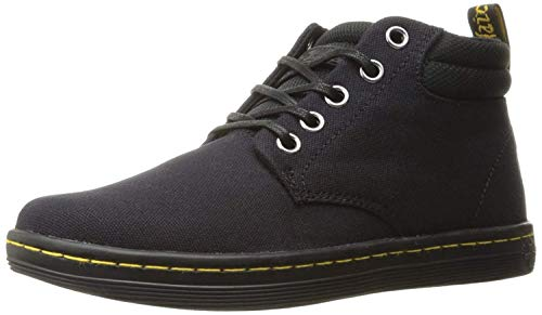 Dr. Martens Women's Belmont Chukka Boot, Black, 6 UK/8 B US