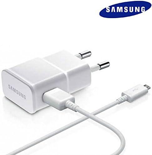 Samsung EP-TA20EWE 2 Pin with ECB-DU4AWE Data cable White