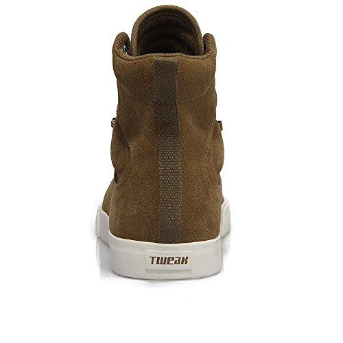 Tweak High-top Sneaker Voor Heren, Kaki