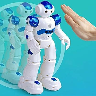 Meihet USB de Carga Inteligente Robot de Juguete de Control Remoto ...