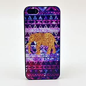 ZXSPACE iPhone 5/iPhone 5S compatible Graphic/Cartoon/Special Design/Name Brand Style/Novelty/Anime Back Cover